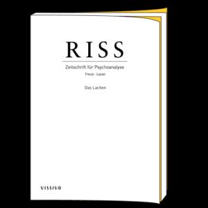 RISS. Zeitschrift für Psychoanalyse (Freud - Lacan), Lachen