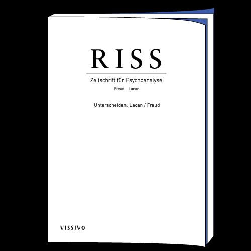 RISS 85 – Unterscheiden: Lacan / Freud