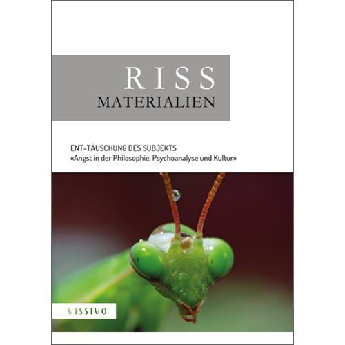 RISS Materialien 4: Angst